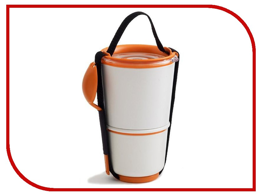 Ланч-бокс Black+Blum Lunch Pot Orange