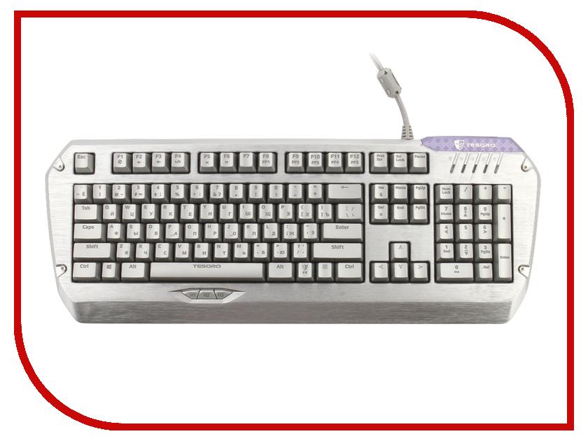 Клавиатура Tesoro Colada Saint TS-G3NL Black<br>