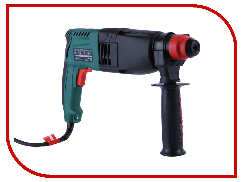 Перфоратор Hammer PRT650A перфоратор sds plus hammer prt650a