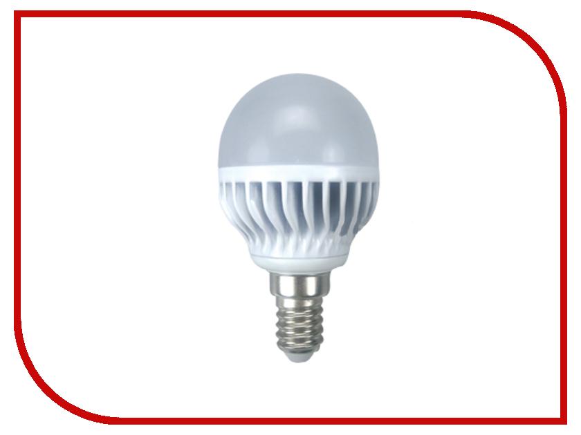 Лампочка Ecola Globe LED E14 7W G45 220V 4000K K4NV70ELB<br>