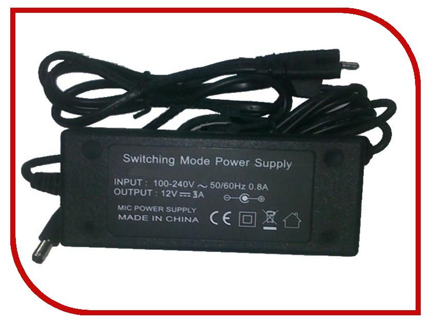 Блок питания LUNA PS LED 12V 36W DC IP 44 50105