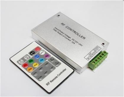 Контроллер LUNA CON RGB RF 20B 144W 70051<br>