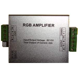 Контроллер LUNA AMPLIFIER RGB 144W 70059 усилитель сигнала