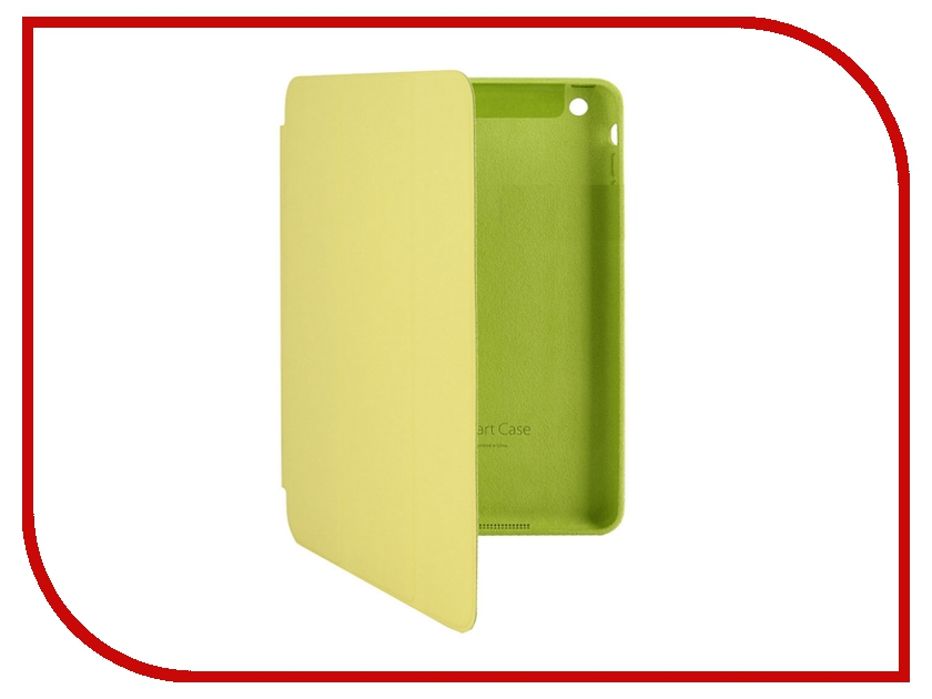 Аксессуар Чехол APPLE iPad mini Smart Case Yellow ME708