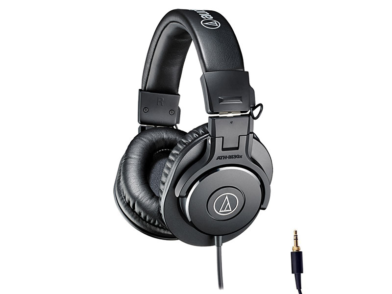 цена на Audio-Technica ATH-M30X