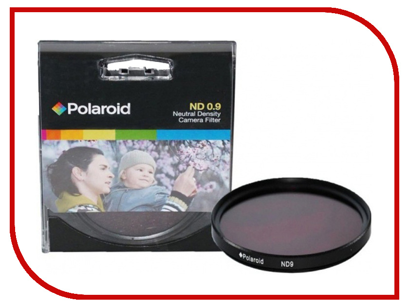 ����������� Polaroid Neutral Density ND9 58mm PLFILND958