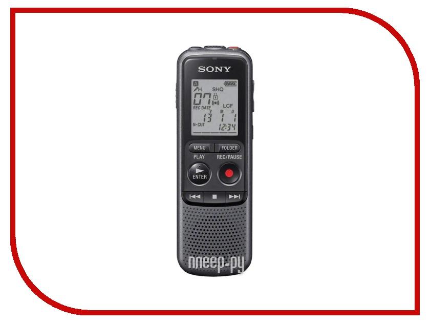 Диктофон Sony ICD-PX240 диктофон sony icd sx2000