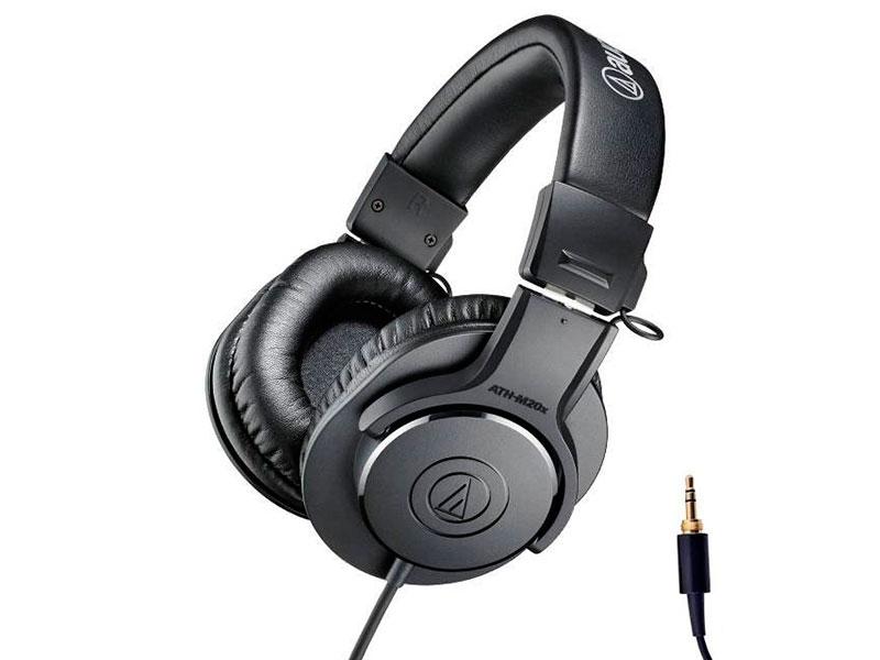 Наушники Audio-Technica ATH-M20X — M20X