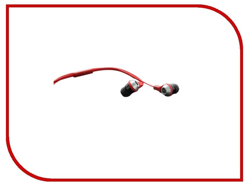 Гарнитура Cowon iAudio EM1 Mic Red наушники cowon em1