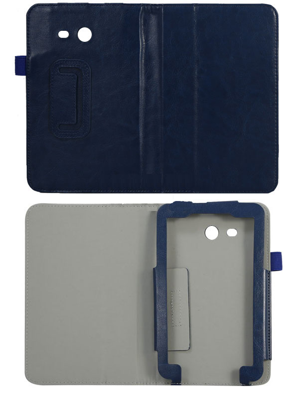 Аксессуар Чехол Ainy for Samsung Galaxy Tab 3 Lite SM-T110 BB-S431 боковой<br>