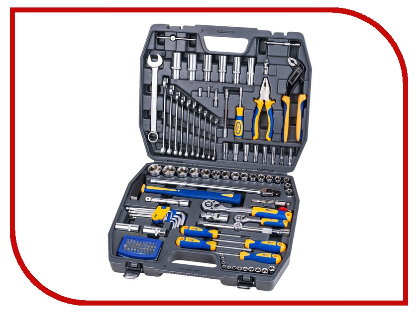 Набор инструмента Kraft KT 700679 домкрат kraft кт 800026