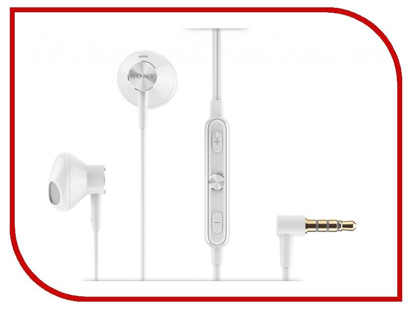 Гарнитура Sony STH30 White