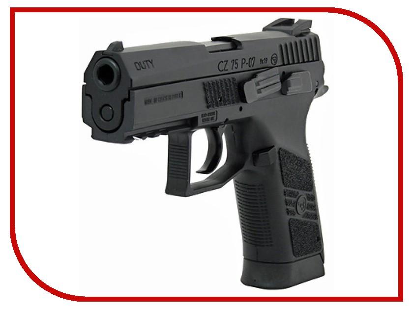 Пистолет ASG CZ 75 P-07 DUTY 16726<br>