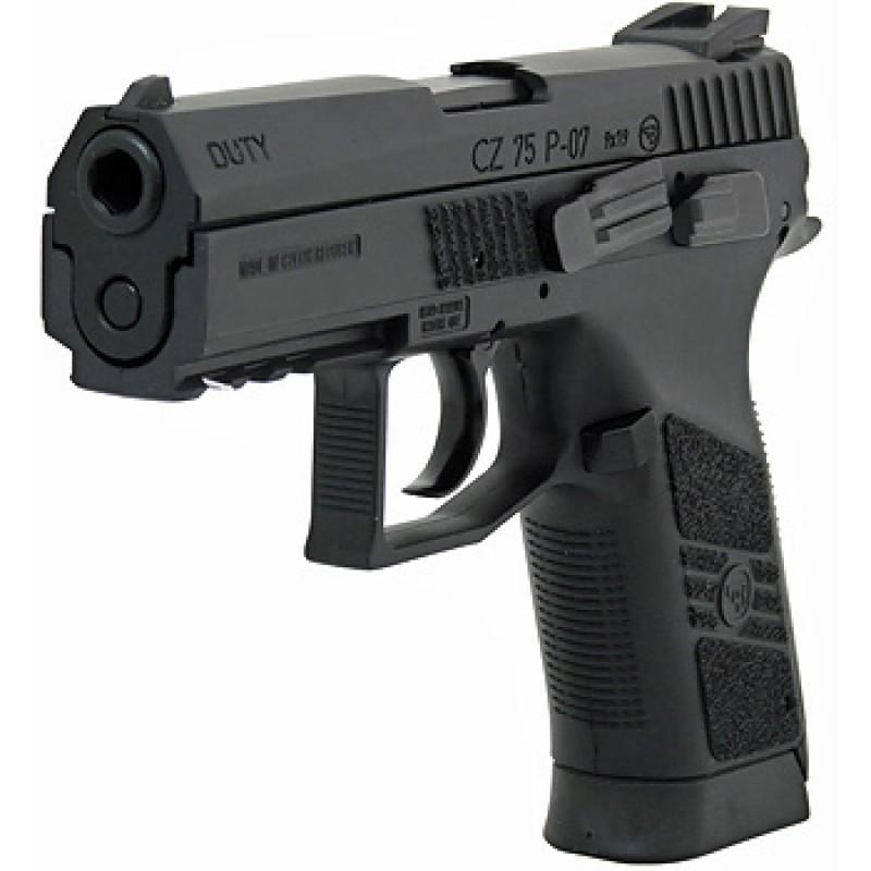 Пистолет ASG CZ 75 P-07 DUTY 16726
