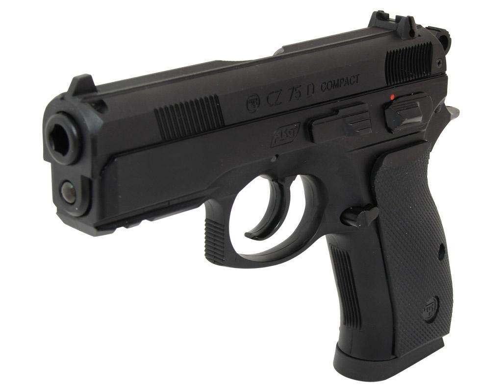 Пистолет ASG CZ 75D Compact 15698 от Pleer