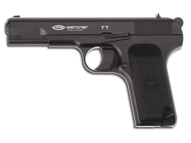 Пистолет Gletcher TT-A от Pleer