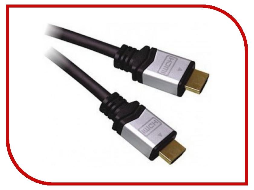 Аксессуар Oxion Люкс HDMI / HDMI V1.4 1m OX-HDMI1V1.4LXY