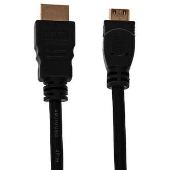 Аксессуар Oxion Люкс HDMI / mini HDMI V1.4 1.8m OX-HDMIMINI1.8EY
