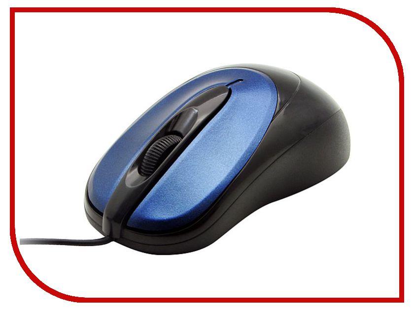Мышь Oxion OMS002BL Blue oxion зарядное устройство сетевое oxion aca 002 lightning