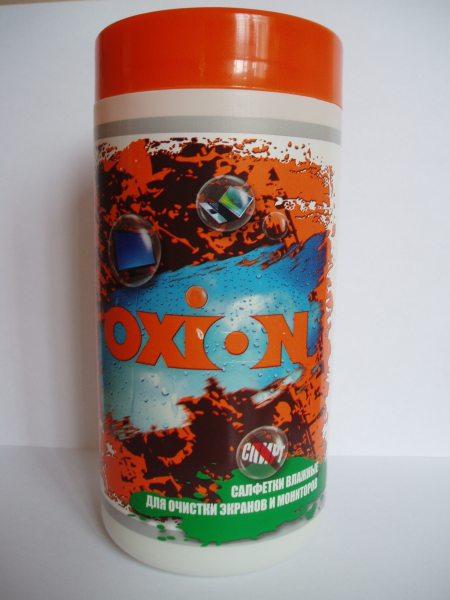 Аксессуар Салфетки чистящие Oxion CBTM002 влажные