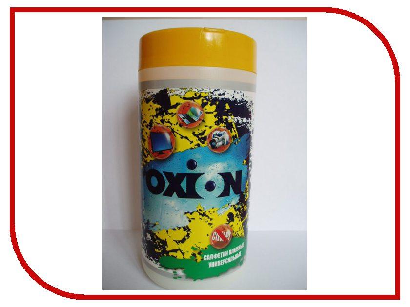 Аксессуар Салфетки чистящие Oxion CBTY001 влажные<br>