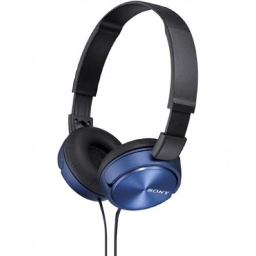 Sony MDR-ZX310/L Blue цена в Москве и Питере