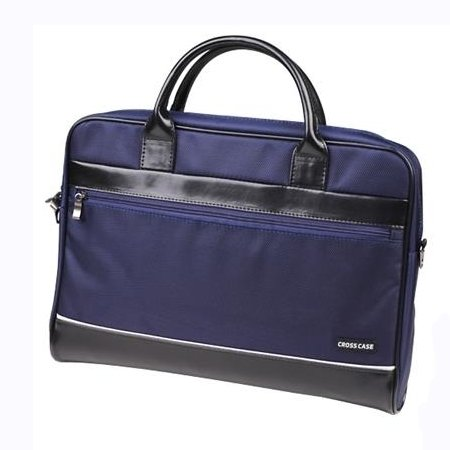 Аксессуар Сумка 15.6 Cross Case CC15-017 Blue<br>