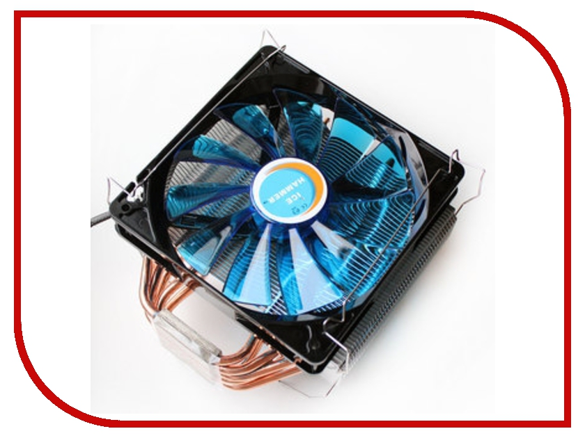 Кулер Ice Hammer IH-4800 (Intel LGA775/S1150/S1155/1156/S1356/S1366/S2011/AM2/AM2+/AM3/AM3+/FM1/S754/S939/S940) thermalright le grand macho rt computer coolers amd intel cpu heatsink radiatorlga 775 2011 1366 am3 am4 fm2 fm1 coolers fan