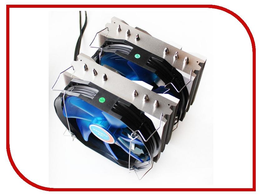 Ice Hammer Кулер Ice Hammer IH-THOR (Intel LGA775/S1150/S1155/1156/S1356/S1366/S2011/AM2/AM2+/AM3/AM3+/FM1/FM2)