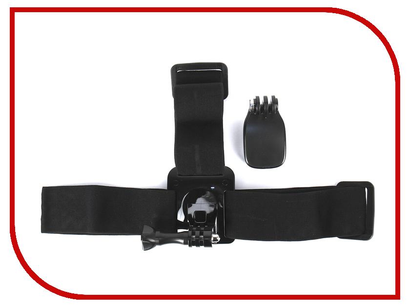 Аксессуар Крепление на голову + клипса GoPro Headstrap + QuickClip ACHOM-001 аксессуар крепление на руку gopro ahwbm 001