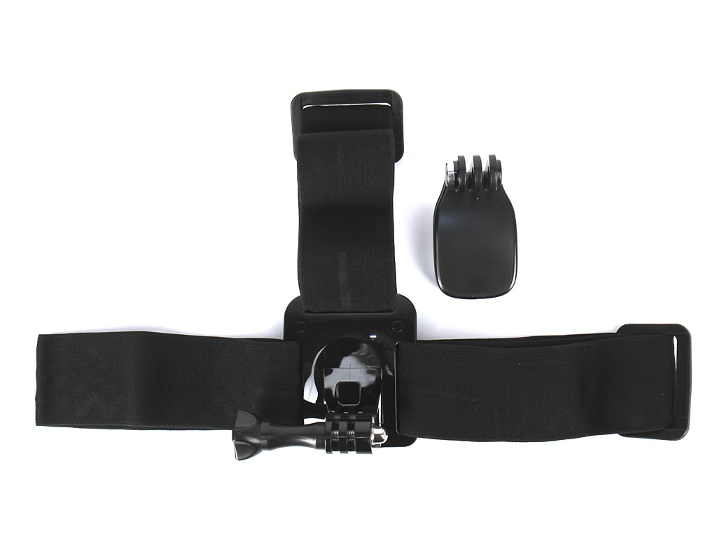 Аксессуар Крепление на голову + клипса GoPro Headstrap QuickClip ACHOM-001
