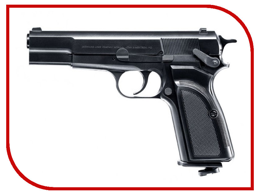 Пистолет Umarex Browning Hi-power Mark III<br>