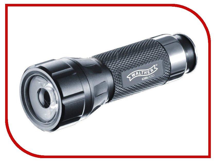 Фонарь Umarex Walther CLS 100 Black 3.7413<br>