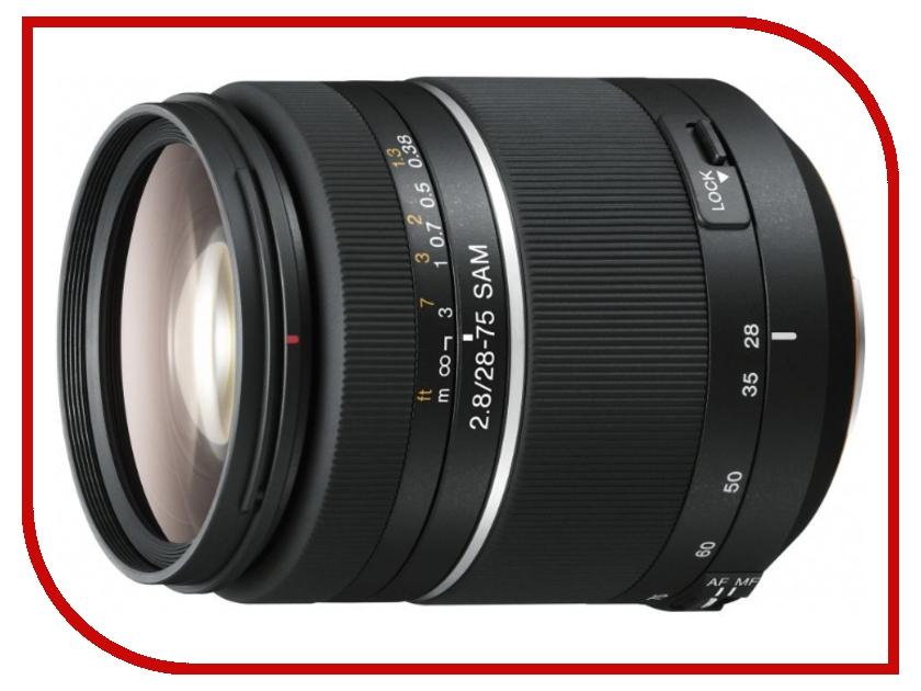 Объектив Sony 28-75mm f/2.8 D AF SAM SAL-2875*