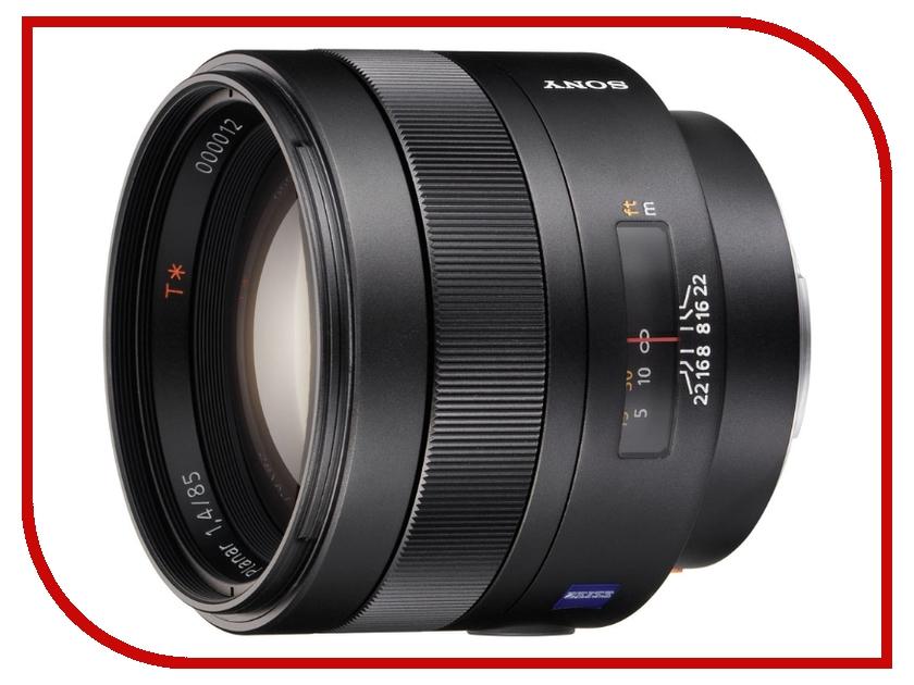 Объектив Sony Planar T* 85 mm F/1.4 ZA SAL-85F14Z* rovertime rovertime rtm 85