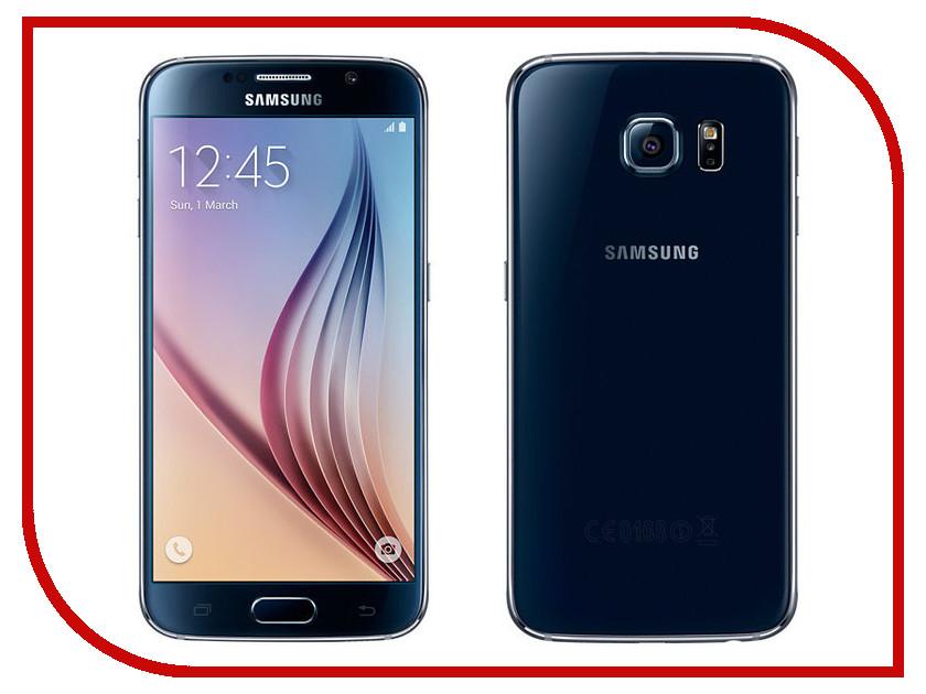 Сотовый телефон Samsung SM-G920F Galaxy S6 32Gb Black Sapphire