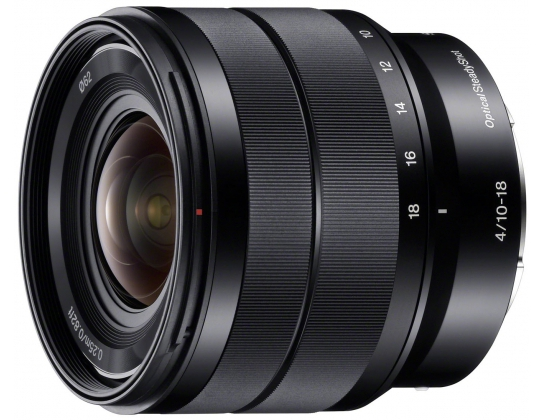 лучшая цена Объектив Sony SEL-1018 10-18 mm F/4 OSS for NEX