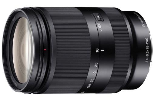 Объектив Sony SEL-18200LE 18-200 mm F/3.5-6.3 E OSS LE for NEX цена 2017