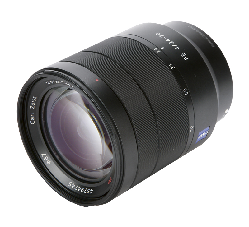 Объектив Sony SEL-2470Z FE 24-70 mm F/4.0 ZA OSS for NEX