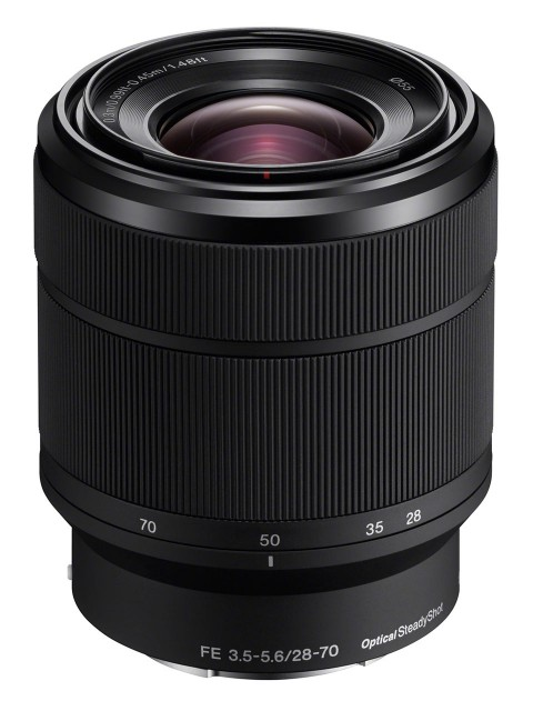 Объектив Sony SEL-2870 FE 28-70 mm f/3.5-5.6 OSS for NEX