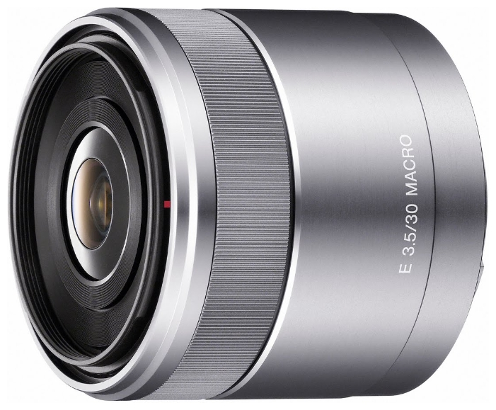Фото - Объектив Sony SEL-30M35 30 mm F/3.5 Macro for NEX объектив