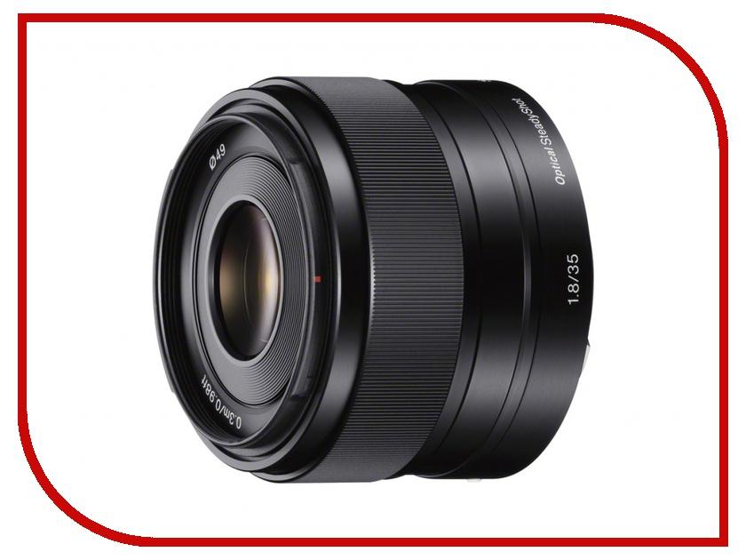 Объектив Sony 35mm f/1.8 (SEL35F18) vitesse vs 8301