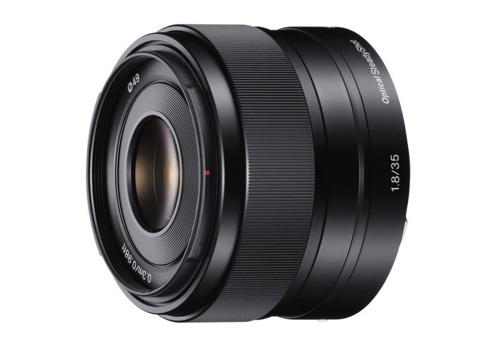 Объектив Sony SEL-35F18 35 mm F/1.8 OSS for NEX<br>