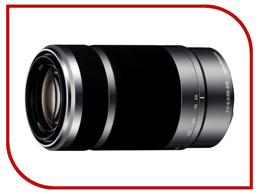 Объектив Sony 55-210mm f/4.5-6.3 E (SEL-55210)объективы для Sony NEX и видео<br><br>