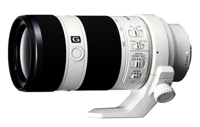 лучшая цена Объектив Sony SEL-70200G FE 70-200 mm F/4.0 G OSS for NEX