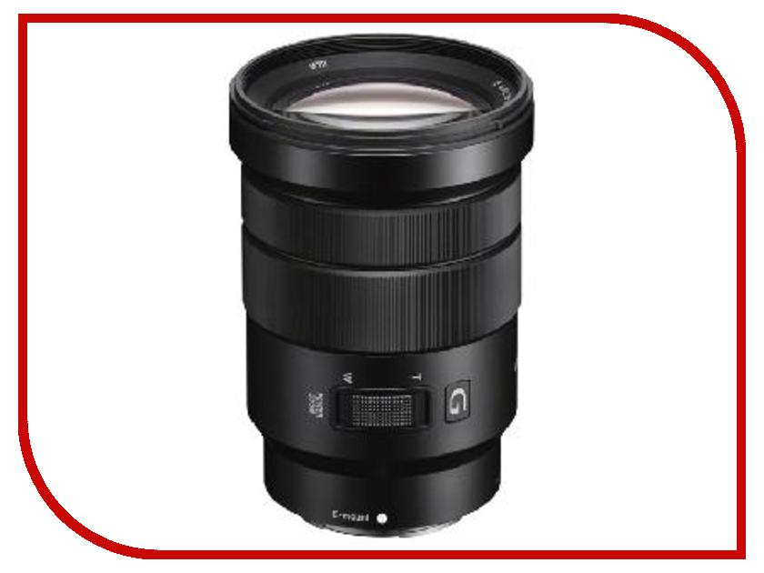 Объектив Sony SEL-P18105G 18-105 mm F/4.0 G E PZ OSS for NEX