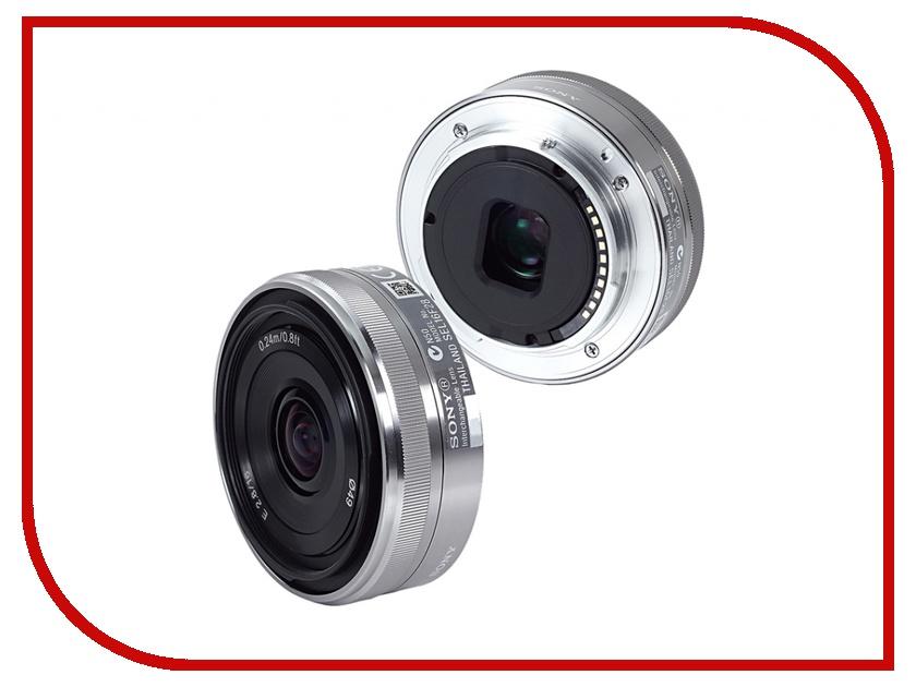 Объектив Sony SEL-16F28 16 mm F/2.8 for NEX*