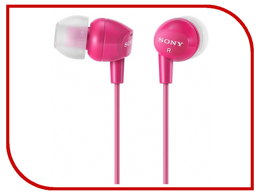Sony MDR-EX15LP Pink от Sony
