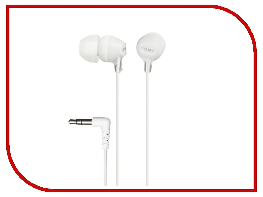 Sony MDR-EX15LP White от Sony