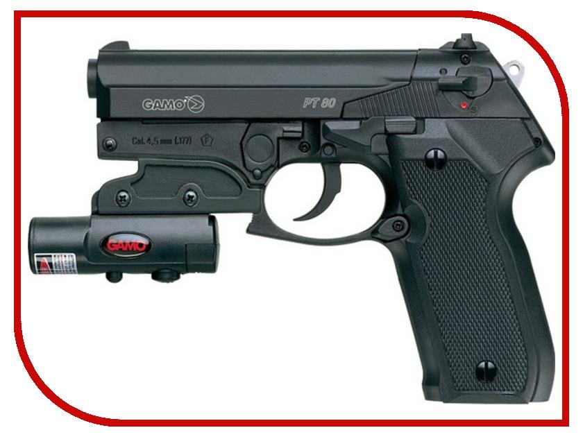 Пистолет Gamo PT-80 Combo Laser<br>